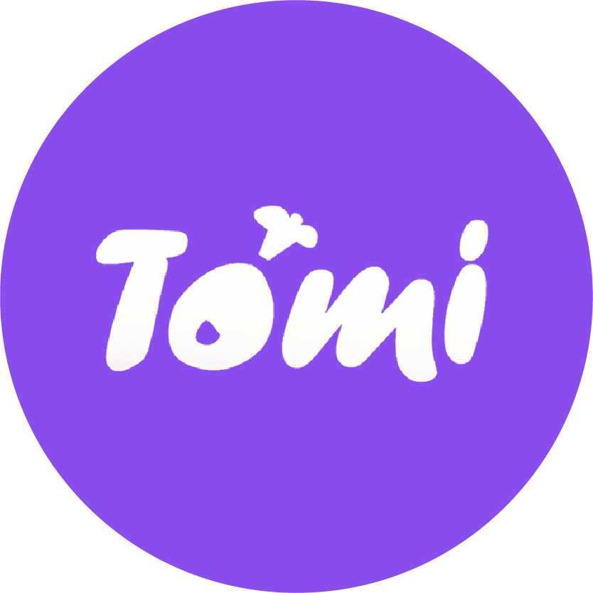 Tomi Logo fast food